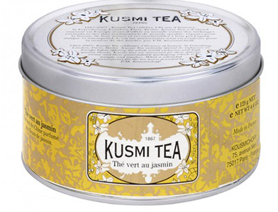 Kusmi Tea Thé Vert Jasmin