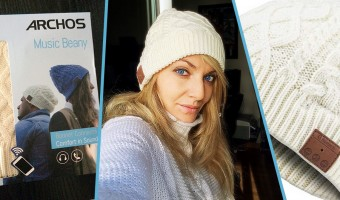 Test du Bonnet MP3 Archos Music Beany