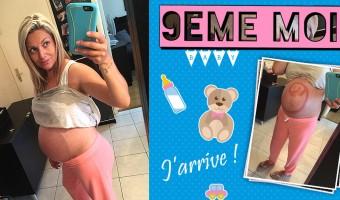 Journal de bord femme enceinte, 9ème mois
