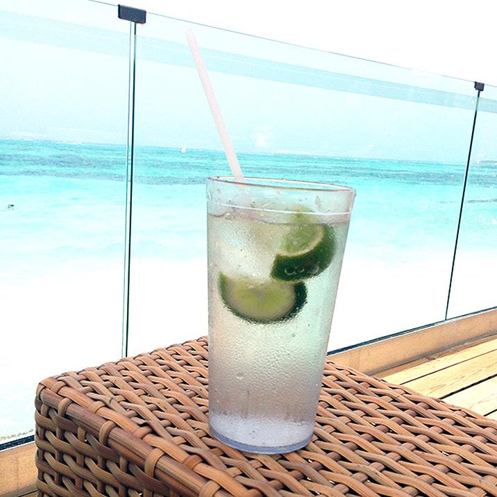 Eau citronnée, boisson hydratante