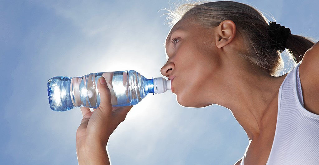 Le secret d'une bonne hydratation
