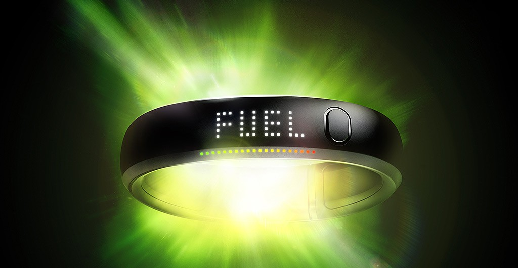 Bracelet trackeur fitness Nike+ Fuelband