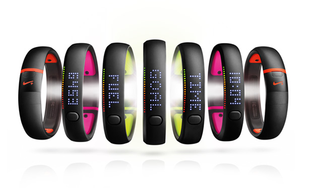 Trackeur Nike+ Fuelband